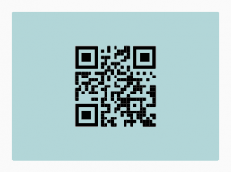 Sportivity financieel QR codes
